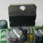 Микросхемы tda для усилителей звука-a