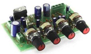 Микросхемы tda для усилителей звука-b