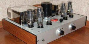Мини усилитель звука для колонок-6