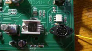 Модификация паяльной станции LUKEY-852D+-6