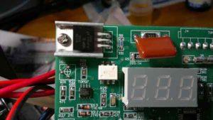 Модификация паяльной станции LUKEY-852D+-7