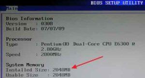 Модуль памяти ddr3-3