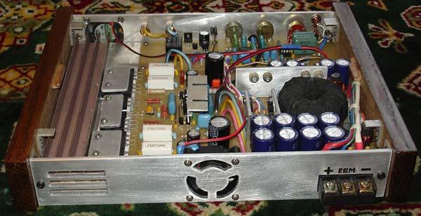 Усилитель звука своими руками для авто простейшая схема фото 830