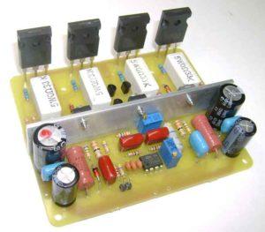 Усилитель мощности для сабвуфера 200 Вт-1