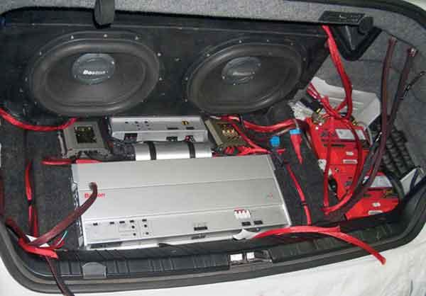 Как сделать в машине хороший звук