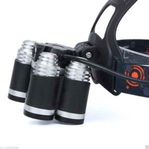 Налобные фонари мощные-5