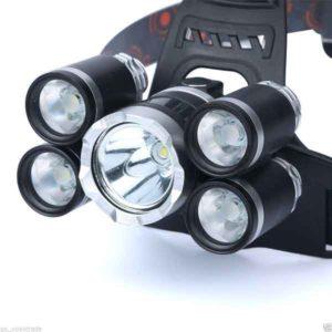 Налобные фонари мощные-6