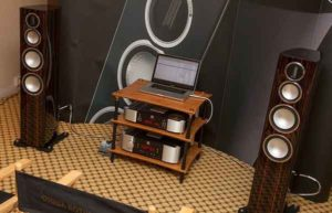 Монитор аудио-1