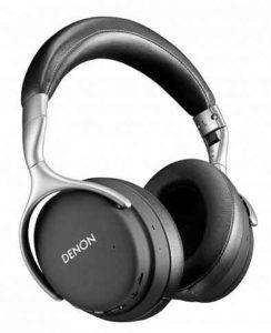 Наушники черные Denon-2