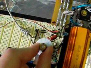 Ограничитель тока на транзисторе-1