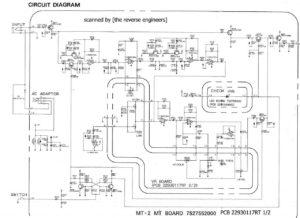 Педаль эффектов для электрогитары-11