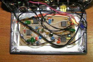 Педаль эффектов для электрогитары-6