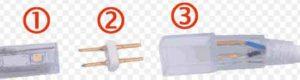 Подключение светодиодной ленты без блока питания-9