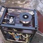 Полуавтоматический сварочный аппарат