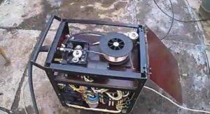 Полуавтоматический сварочный аппарат-0