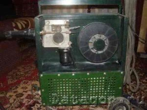 Полуавтоматический сварочный аппарат-1