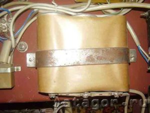 Полуавтоматический сварочный аппарат-12