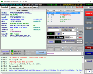 Программа для ремонта жесткого диска-6