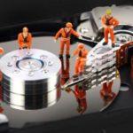 Программа для ремонта жесткого диска-r