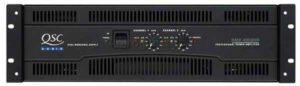 Схема усилителя мощности QSC RMX4050HD