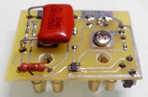 Симисторный регулятор скорости вращения вентилятора-3