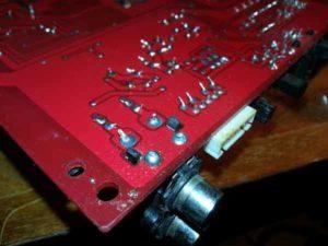Ремонт автоусилителя звука-18