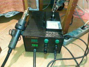 Ремонт автоусилителя звука-19