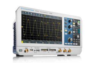 Сенсорный осцилограф-1