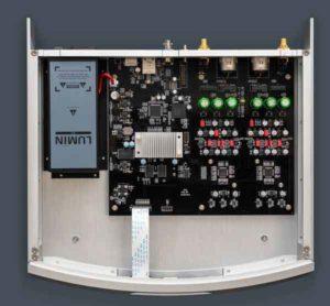 Сетевой аудиоплеер Lumin T2-4