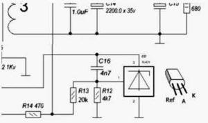Схема автомобильного зарядного устройства-5