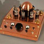 Схема лампового усилителя звука