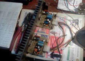 Схема усилителя звука на микросхеме-10