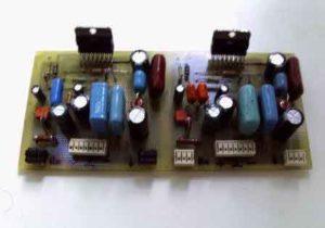 Схема усилителя звука на микросхеме-8