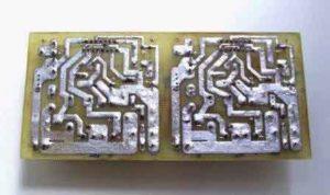 Схема усилителя звука на микросхеме-9