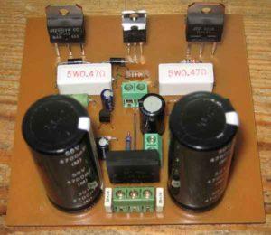 усилитель на транзисторах-1