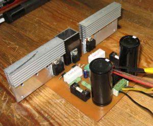 Схема простого усилителя звука на транзисторах-7