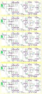Схема усилителя Ланзар-15