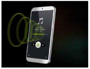 Экран смартфона как громкоговоритель-3