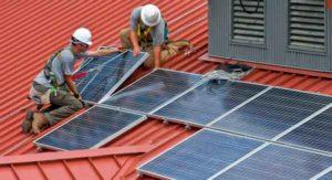 Солнечная панель для частного дома-3