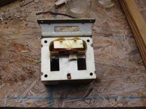 Сварочный аппарат из микроволновки своими руками-4
