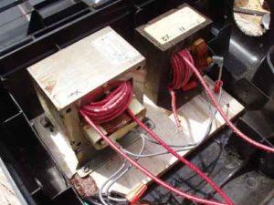 Сварочный аппарат из микроволновки своими руками-7