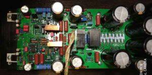 Схема простого усилителя звука-3