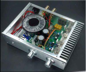 Схема простого усилителя звука-0