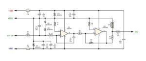 Схема усилителя звука-3