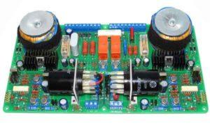 Схема усилителя звука-9