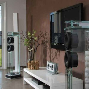 Прозрачная акустика Niagara Platinum-1