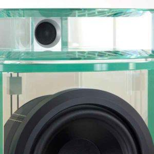 Прозрачная акустика Niagara Platinum-4