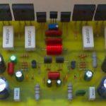 Транзисторный усилитель с общим эмиттером