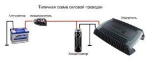 Усилитель двухканальный для сабвуфера-4