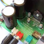 Усилитель мощности звука 20W
